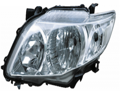 COROLLA 07-09 HEAD LAMP MIDDLE EAST