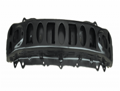 VIOS 08 FRONT BUMPER SUPPORT