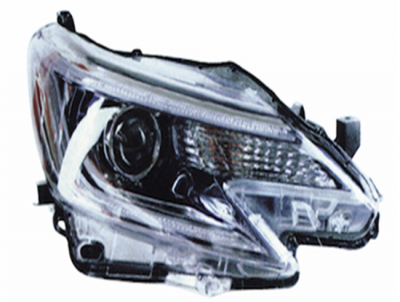 REIZ 14 HEAD LAMP