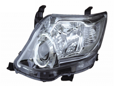 FOR TOYOTA AUTO SPARE HEAD LAMP FORTUNER 2011