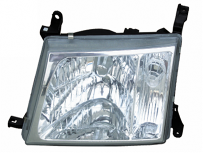 LAND CURISER FJ100 01  HEAD LAMP