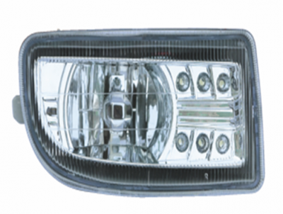 LAND CURISER FJ100 01 LED FOG LAMP