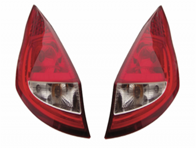 FIESTA 09 TAIL LAMP TWO COMPARTMENTED