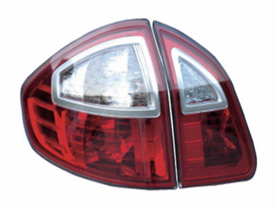 FIESTA  09 TAIL LAMP THREE COMPARTMENTED