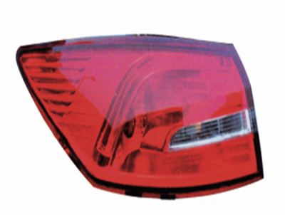 ESCORT TAIL LAMP OUTER