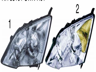 CRV 08 HEAD LAMP
