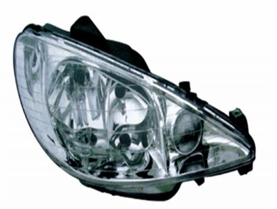 206 HEAD LAMP
