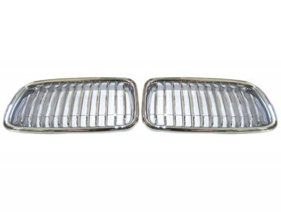FOR E38 95-01 GRILLE