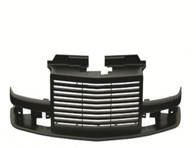 FOR S10 98-02 GRILLE BLACK