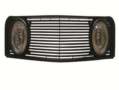 FOR MUSTANG 05-06 GRILLE BLACK