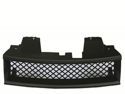 FOR ACCORD 90-93 GRILLE  BLACK